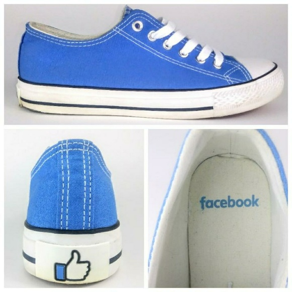 7d982e7cd30f3d Converse Shoes - FACEBOOK Corporate Employee Converse All Star Shoe